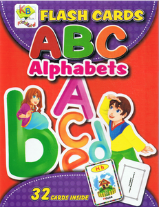 Flash Cards ABC Alphabets