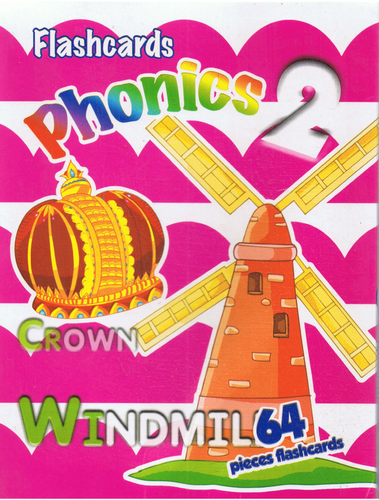Flashcards Phonics 2
