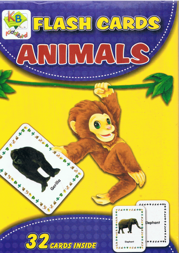 Flash Cards Animal