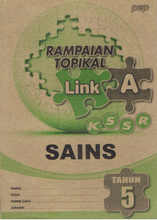 Load image into Gallery viewer, Rampaian Topikal Link A Sains Tahun 5