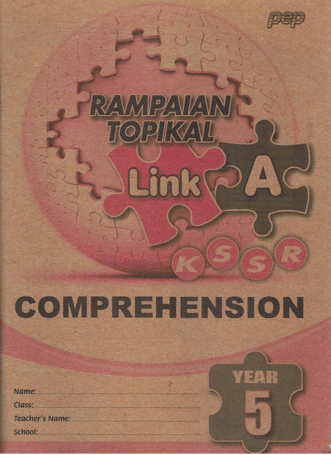 Rampaian Topikal Link A Comprehension Year 5