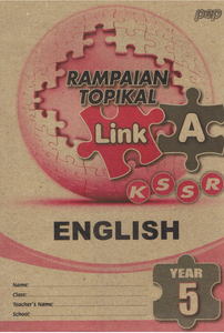 Rampaian Topikal Link A English Year 5