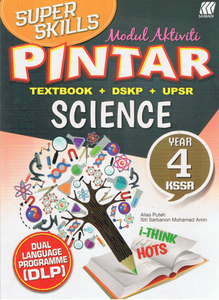 Super Skills Modul Aktiviti Pintar Science Year 4