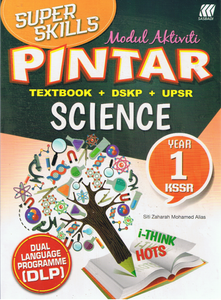 Super Skills Modul Aktiviti Pintar Science Year 1