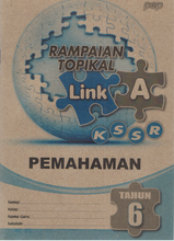 Load image into Gallery viewer, Rampaian Topikal Link A Pemahaman Tahun 6