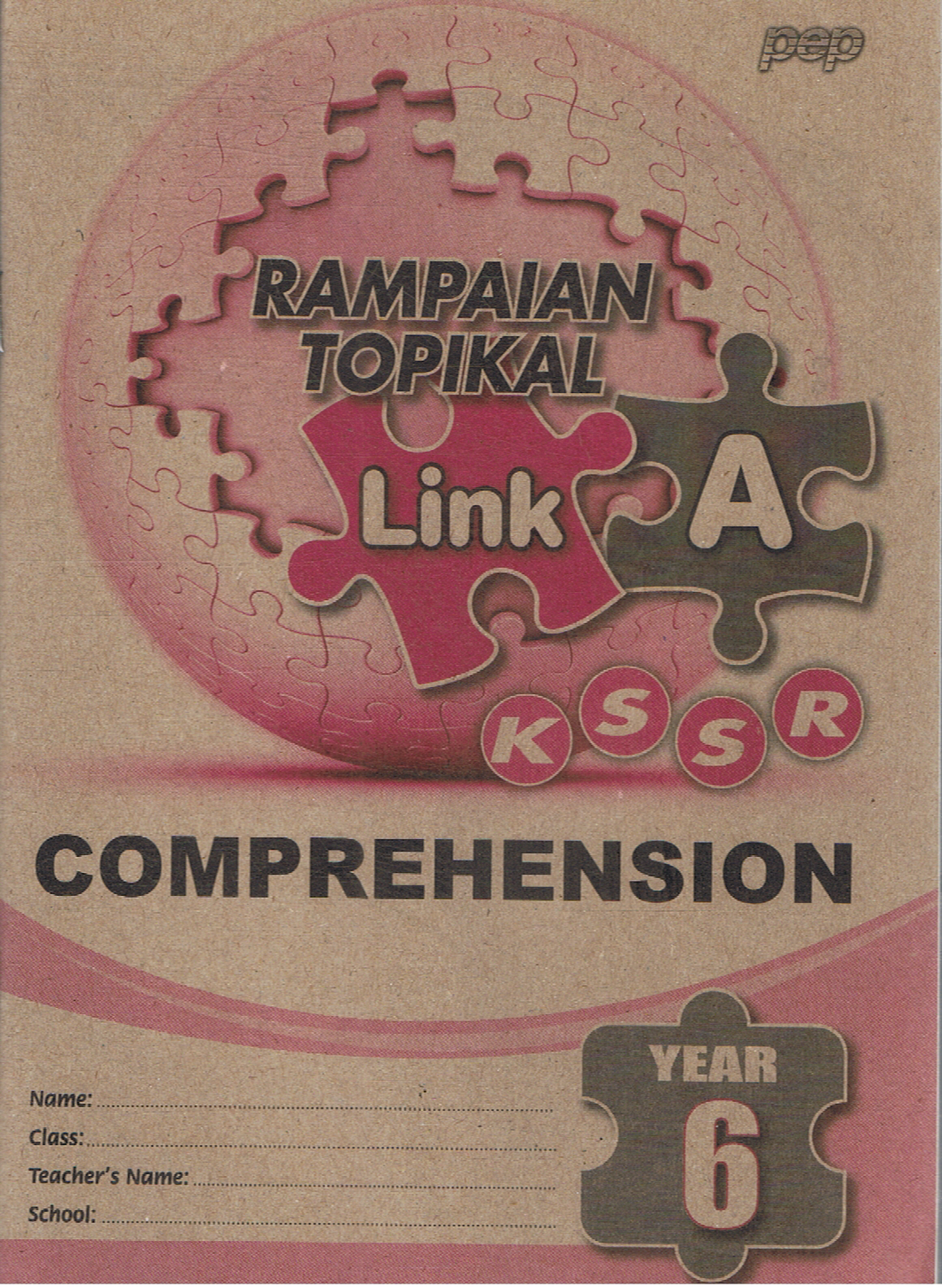 Rampaian Topikal Link A Comprehension Year 6