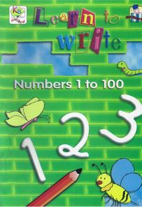 Learn To Write Numbers 1 to 100