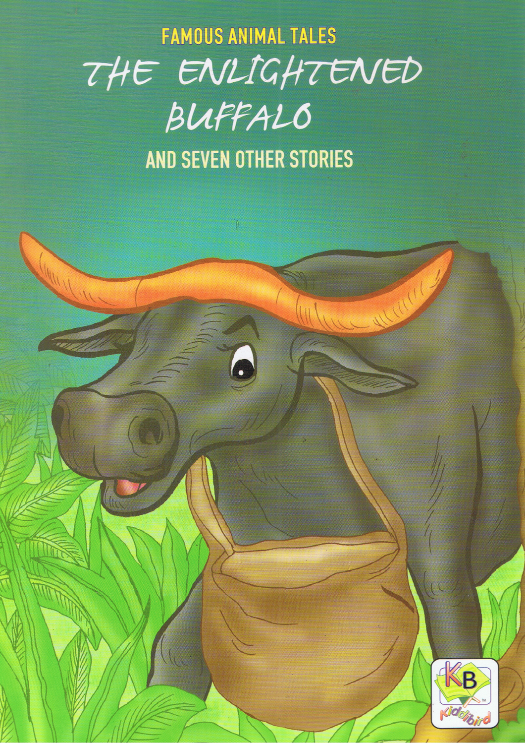 Famous Animal Tales The Enlightened Buffalo