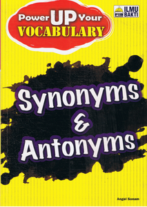 Power Up Your Vocabulary Synonyms & Antonyms