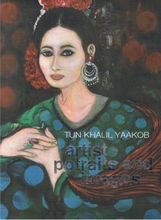 Load image into Gallery viewer, Tun Khalil Yaakob Artist-Potraits And Images