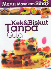 Load image into Gallery viewer, Kek & Biskut Tanpa Gula