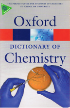 Load image into Gallery viewer, Oxford Dictionary Of Chemistry