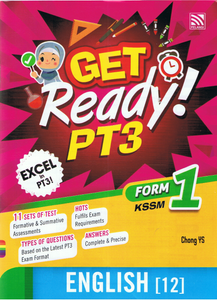 Get Ready! English Form 1