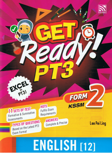 Get Ready! English Form 2