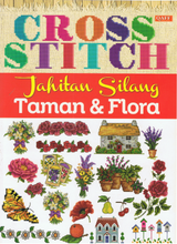 Load image into Gallery viewer, Jahitan Silang Taman & Flora