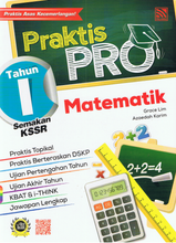 Load image into Gallery viewer, Praktis Pro Matematik Tahun 1