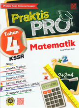 Load image into Gallery viewer, Praktis Pro Matematik Tahun 4
