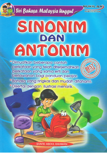 Sinonim Dan Antonim