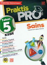 Load image into Gallery viewer, Praktis Pro Sains Tahun 5