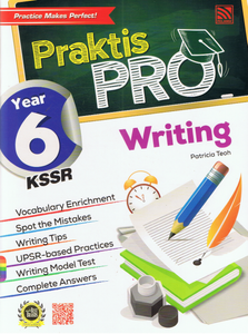 Praktis Pro Writing Year 6