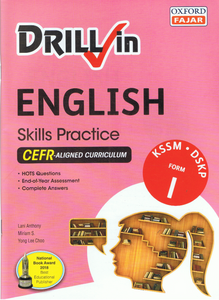 Drill In English Skill Practice Form 1