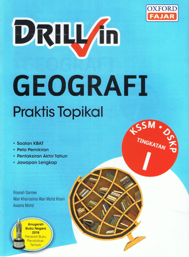 Drill In Geografi Praktis Topikal Tingkatan 1