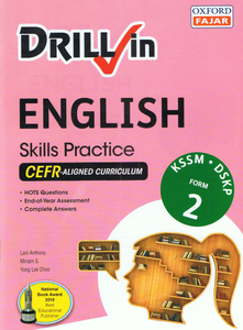 Drill In English Skill Practice Form 2