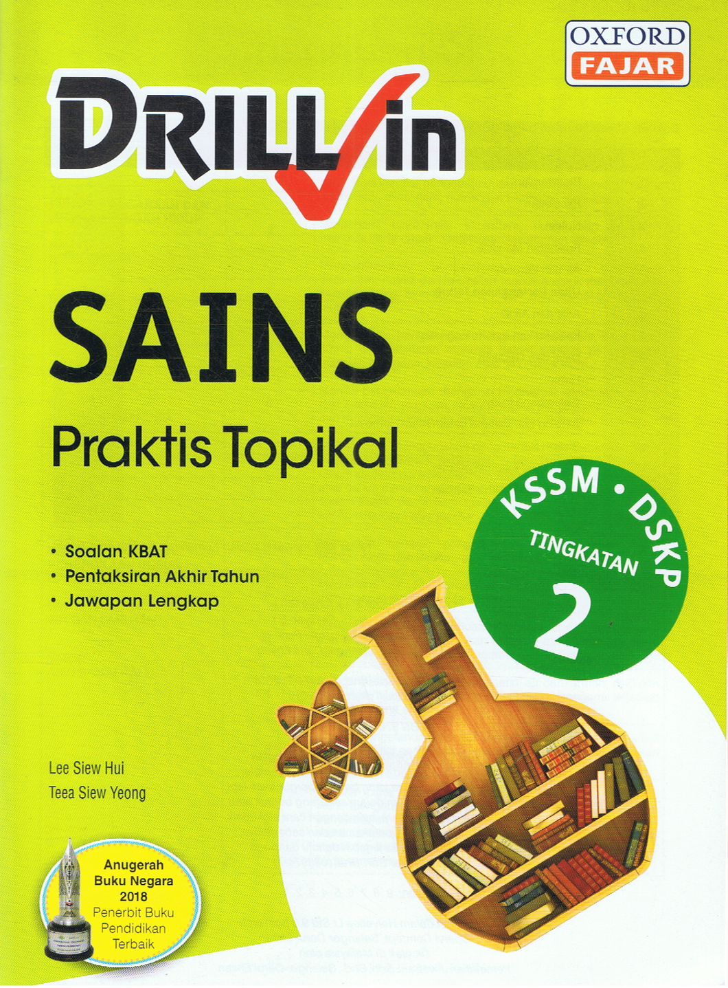 Drill In Sains Praktis Topikal Tingkatan 2