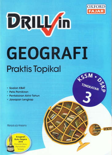 Drill In Geografi Praktis Topikal Tingkatan 3