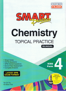 Smart Practice Chemistry Topical Practice Form 4 DLP
