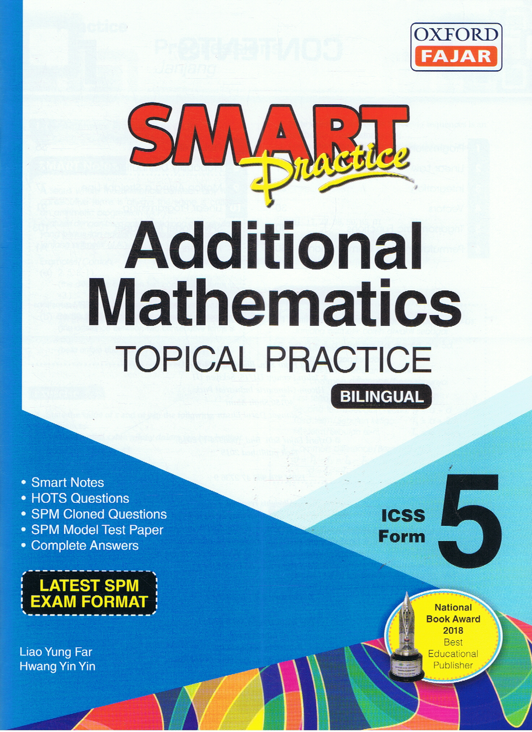 Smart Practice Additional Mathematics Topical Practice Form 5 DLP