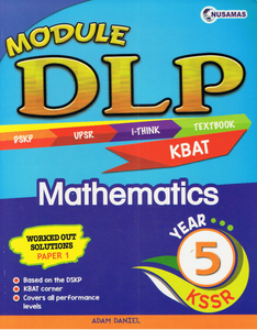 Module DLP Mathematics Year 5