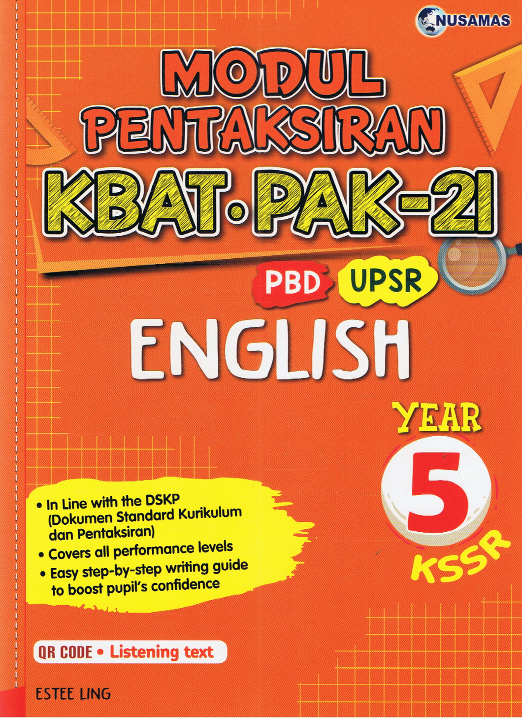 Modul Pentaksiran English Year 5