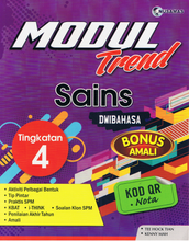 Load image into Gallery viewer, Modul Trend Sains Tingkatan 4 DLP