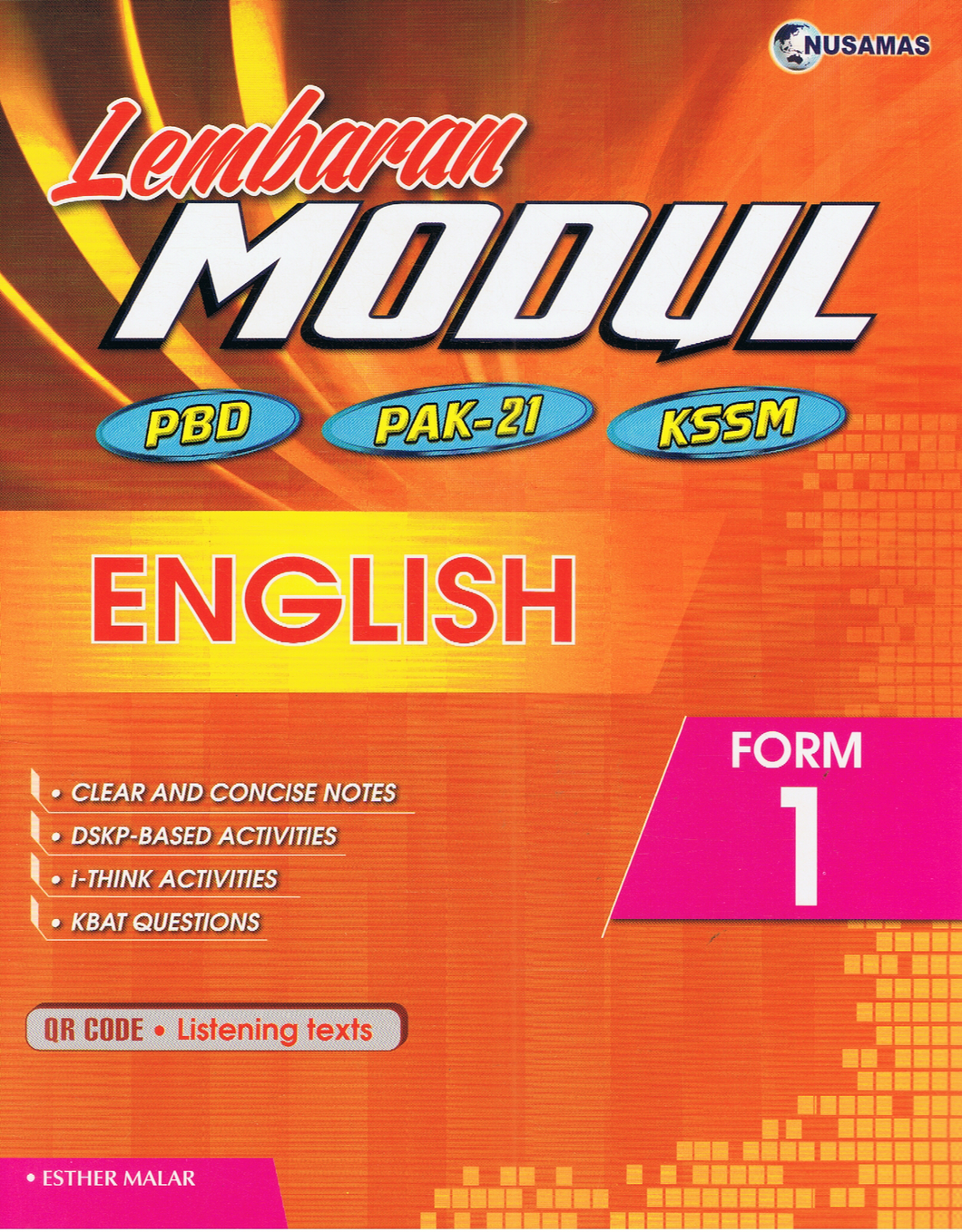 Lembaran Modul English Form 1