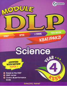 Module DLP Science Year 4