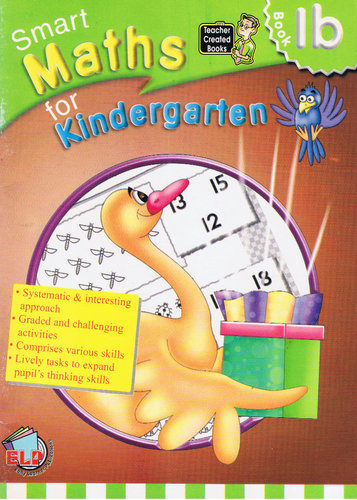 Smart Maths For Kindergarten