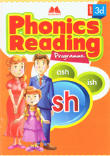 Load image into Gallery viewer, Phonics Reading Programme (3d)