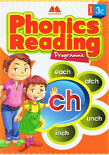 Load image into Gallery viewer, Phonics Reading Programme (3c)