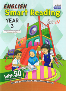 English Smart Reading Year 3