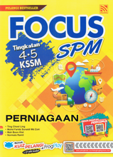 Load image into Gallery viewer, Focus Perniagaan SPM