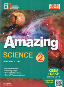 Amazing Science Form 2