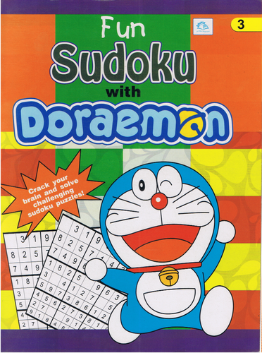 Fun Sudoku With Doraemon