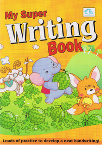 My Super Writing Book