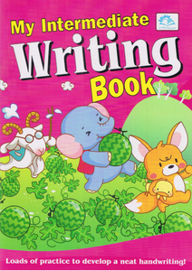 My Intermediate Writing Book