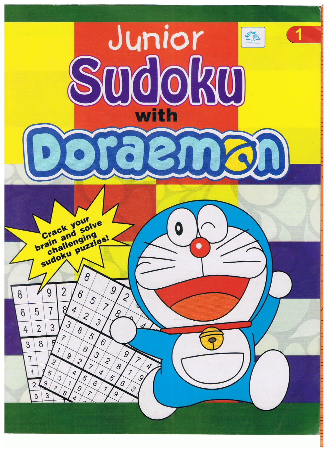 Junior Sudoku With Doraemon