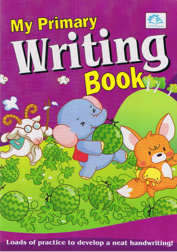 My Primary Writing Book