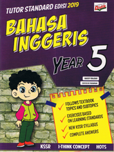 Load image into Gallery viewer, Tutor Standard Edisi 2019: Bahasa Inggeris Year 5