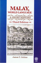 Load image into Gallery viewer, Malay World Language: A Short History Third Edition