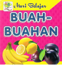 Load image into Gallery viewer, Mari Belajar Buah-Buahan